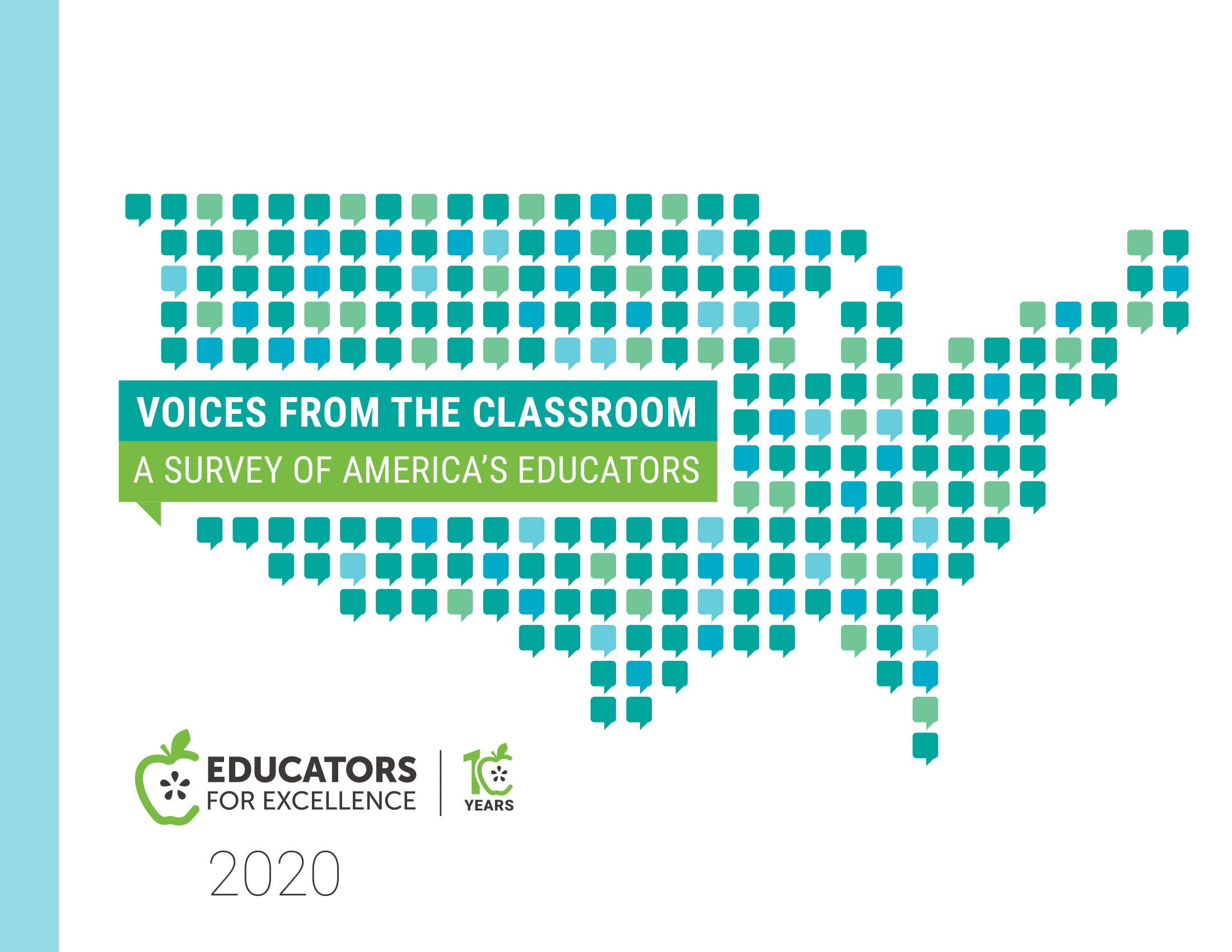 Voices from the Classroom 2020: A Survey of America's Educators