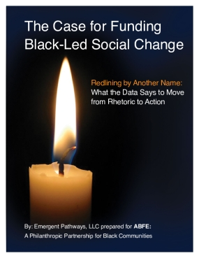 The Case for Funding Black-Led Social Change